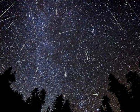 Кто и когда увидит удивительный звездопад в октябре