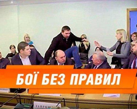 Парасюк і бої без правил: найгучніші бійки депутата (відео)