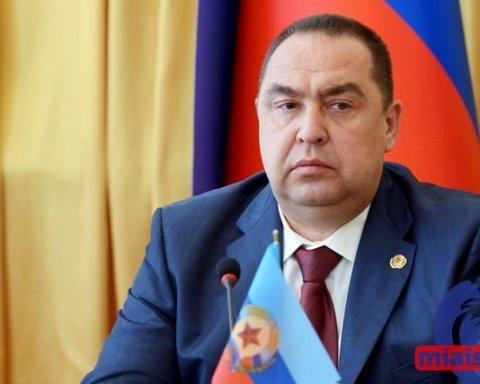 Бойовиків Плотницького масово зачищають на Донбасі