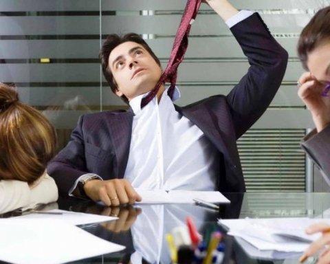 Стресс на рабочем месте: медики поразили подробностями о вреде
