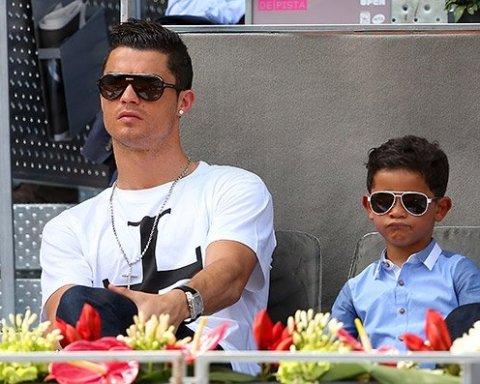 Феєричний гол Роналду-молодшого підкорив мережу