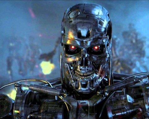 повстання машин, повстання роботів, термінатор, робот