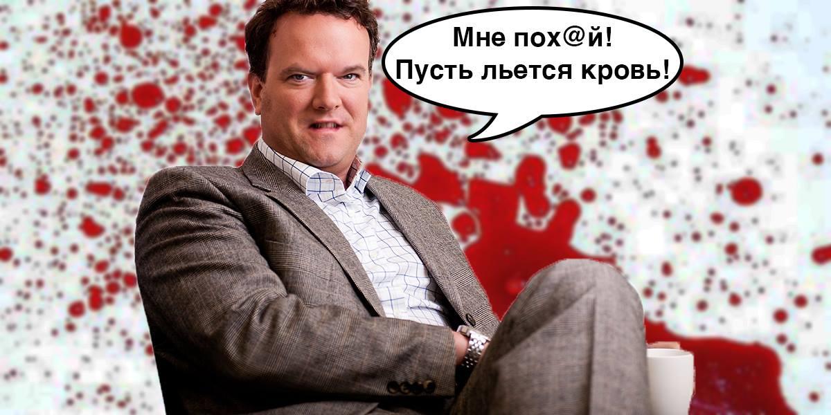 «Пусть будет кровь! Мне все равно!», — генеральный директор «Мрии» Саймон Чернявский о ситуации в Козовой