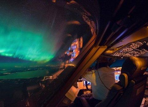 Как видят мир пилоты самолетов (фото)