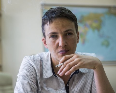 Савченко рассказала о «сексуальные фантазии» с Путиным