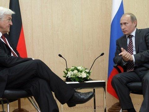 Встреча Штайнмайера и Путина: появились новые детали