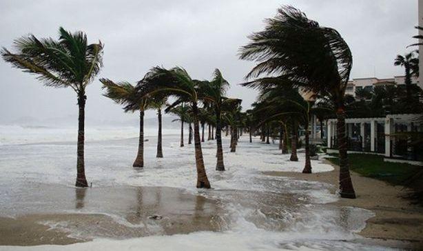 УГонконзі оголошено штормове попередження узв'язку знаближенням тайфуну «Ханун»