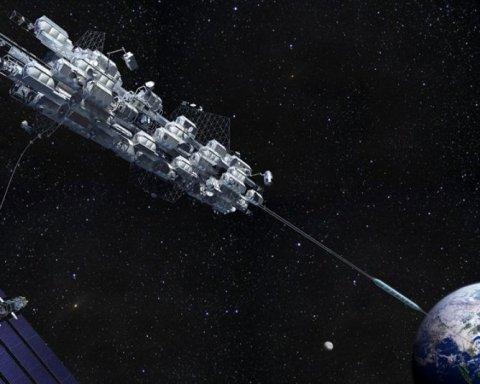 В Японии построят лифт в космос