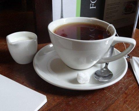 Вчені назвали незвичайну властивість чорного чаю
