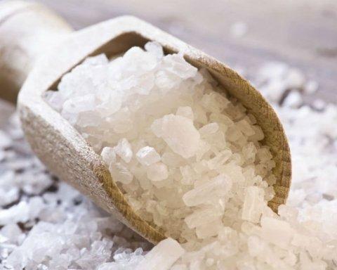 Що відбувається з організмом при відмові від вживання солі