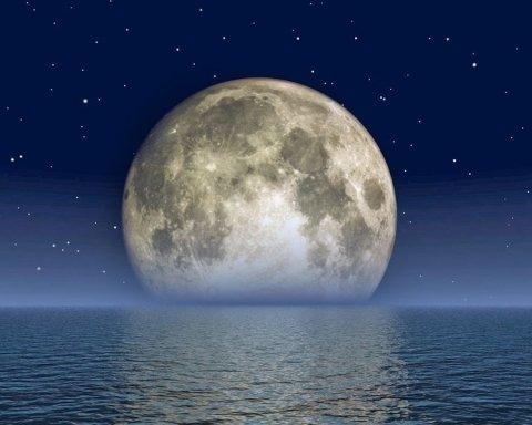 Ученые раскрыли тайну лунного моря