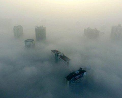 Загроза з повітря: киянам назвали найбрудніші райони столиці
