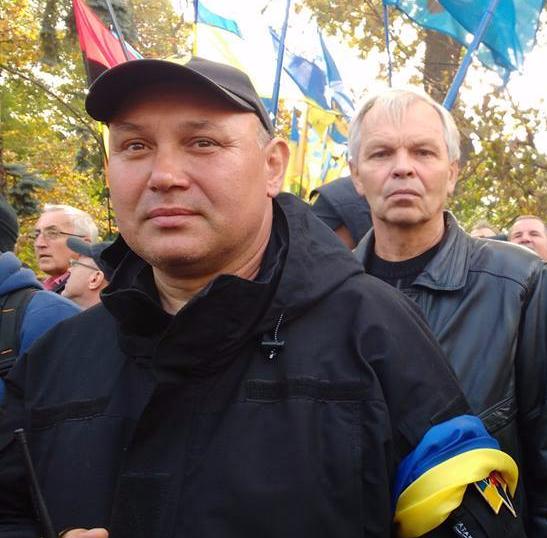 Соратника Саакашвили арестовали на два месяца
