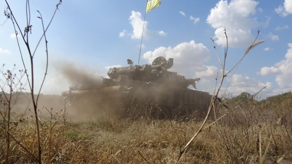 »Третья сила» нанесла мощный удар по боевикам