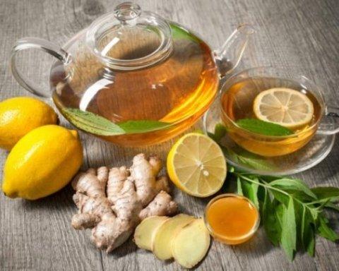 Цей вид чаю рятує від застуди