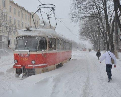 Найлютіша за сто років зима очікує на українців (відео)