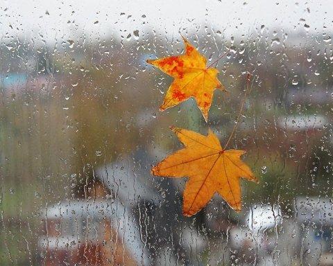 Дожди не отступают: украинцев «порадовали» прогнозом погоды