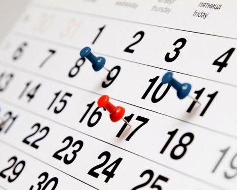 Будут длинные выходные: как будут отдыхать украинцы в июне
