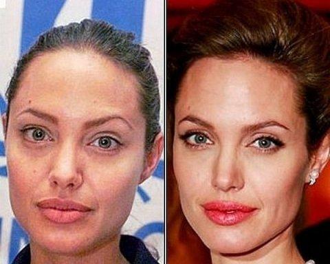У мережі показали, як виглядають зірки Голлівуду без макіяжу