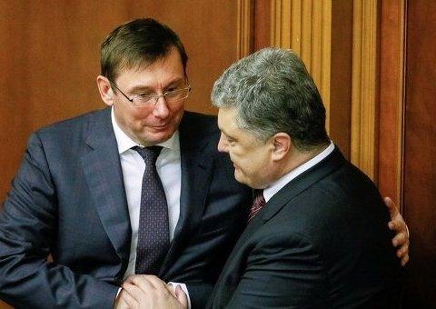Администрация Порошенко попала в новый скандал