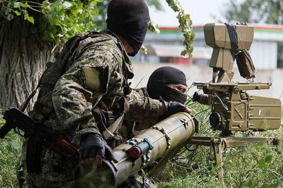 ВДонецкой области боевики обстреляли школу