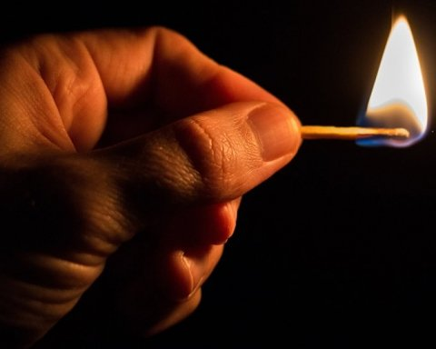 Учасник АТО намагався спалити себе