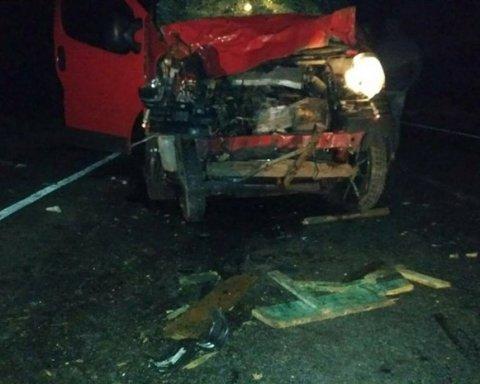 Под Одессой произошло жуткое ДТП: много погибших и травмированных (фото)