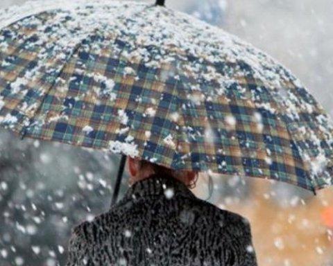 В Україну увірветься циклон: синоптик розповіла, кого засипле снігом
