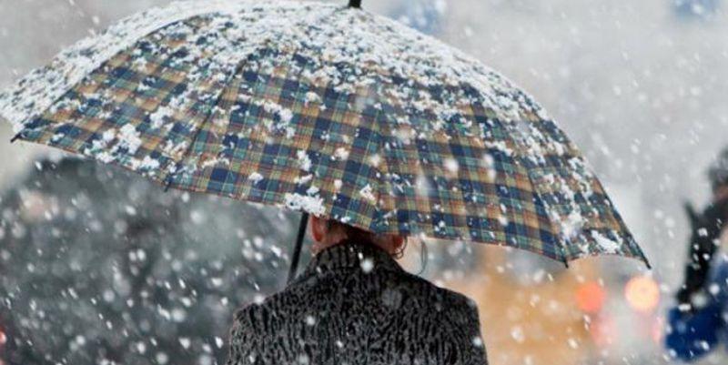 В Украину ворвется циклон: синоптик рассказала, кого засыплет снегом