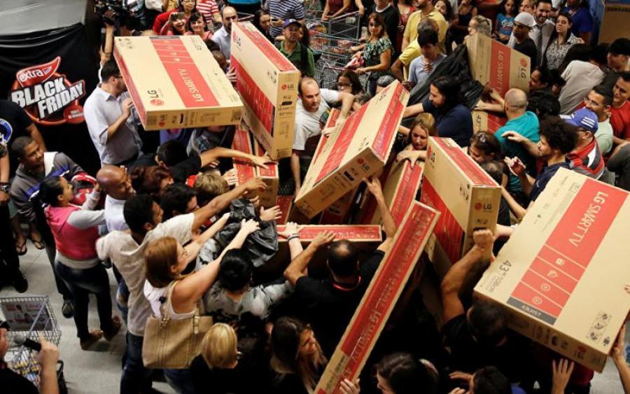 »Черная пятница»: как магазины обманывают украинцев