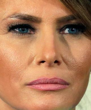 Мелания Трамп в «теплом» образе очаровала фанатов (фото)