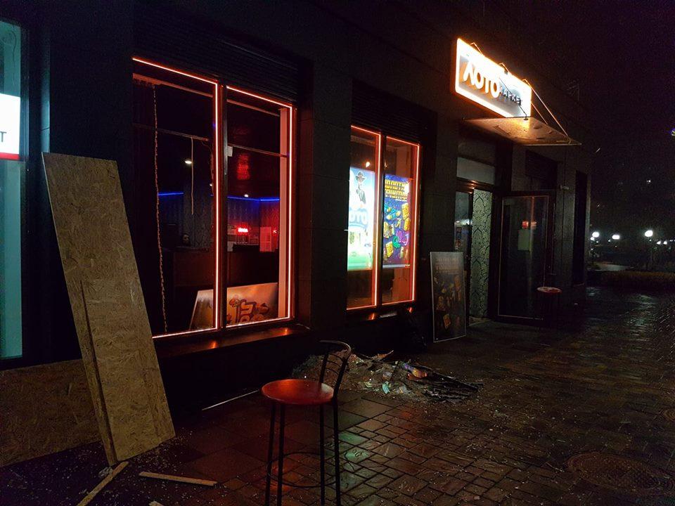 Подпольное игорное заведение разбили в Киеве