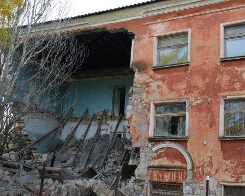 В оккупированном Крыму произошел жуткий обвал