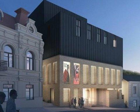 »Схемы» поразили манипуляциями «Рошена» при реконструкции «Театра на Подоле» (видео)