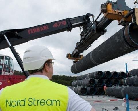 США накажут компании, которые помогают строить «Северный поток-2″