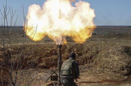Боевики на Донбассе обстреляли сами себя: появились доказательства