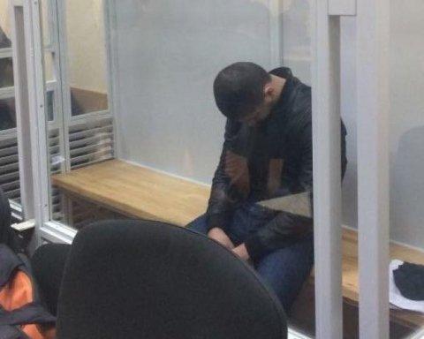 Суд отправил за решетку предполагаемых организаторов теракта в Киеве