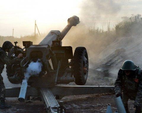 Адская ночь на Донбассе: боевики били из минометов