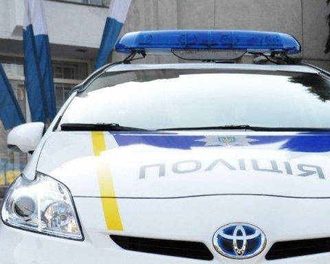 Обстрел ресторана в Киеве: копы опубликовали фото