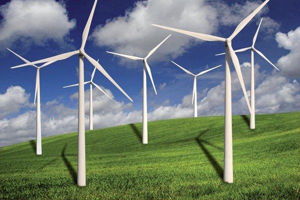 ВХерсонской области ввели вэксплуатацию 12 ветрогенераторов