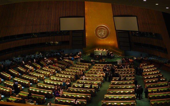 В ООН підтримали оновлений проект резолюції по Криму