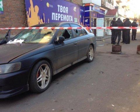 Кривава перестрілка у Хмельницькому: з'явилося відео конфлікту