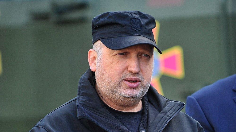 ВСУ готовы продвинуться на Донбассе, — Турчинов