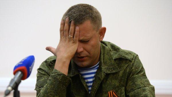 »Переворот на Донбассе»: появились потрясающие подробности о намерениях главаря фейковой «ДНР»