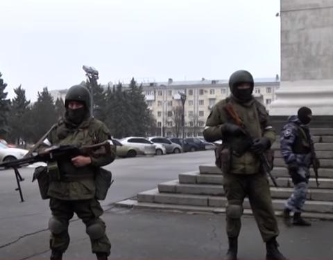 Грымчак колоритно прокомментировал «переворот» в «ЛНР»
