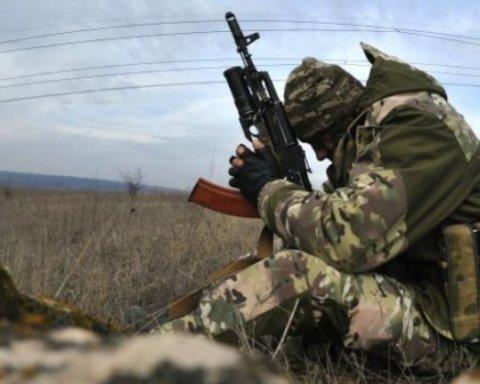 Бойовики застосували важку артилерію на Донбасі, загинув український воїн