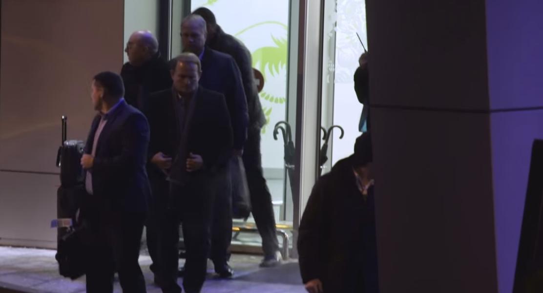 Ваэропорту украинской столицы избили русских корреспондентов