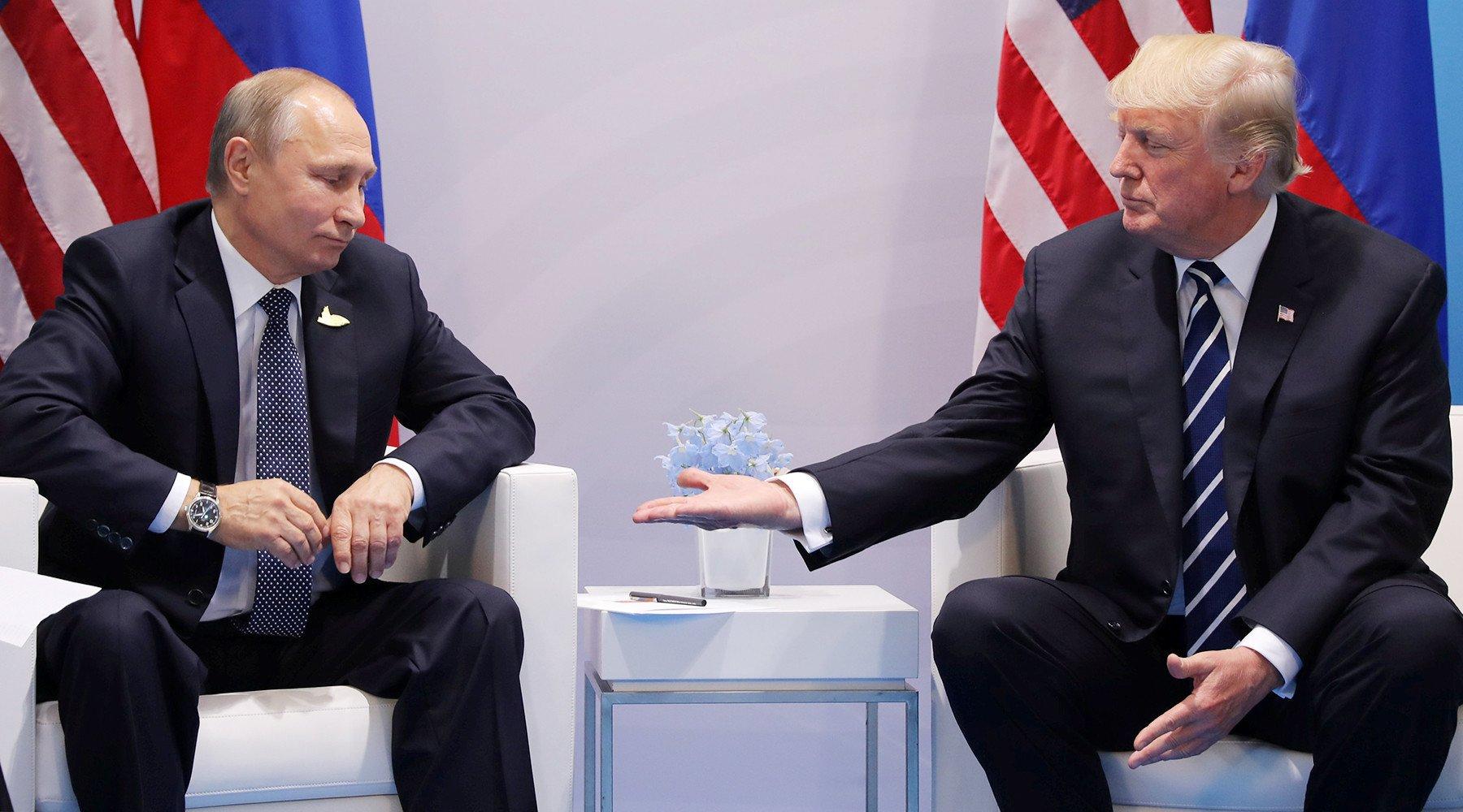 Трамп выдвинул Путину новое обвинение— распорядился посеять хаос