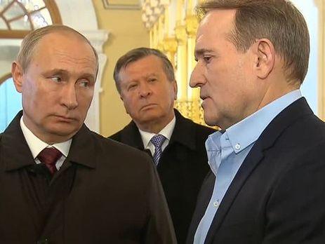 Путин поговорил с главарями фейковых республик (видео)