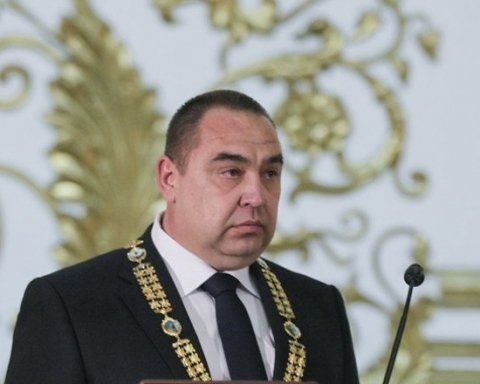 У Путіна розповіли про майбутнє Плотницького